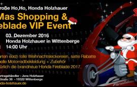 HRP X-Mas VIP Shopping